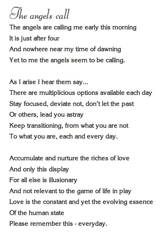 Poems spiritual motivational 90 Inspirational