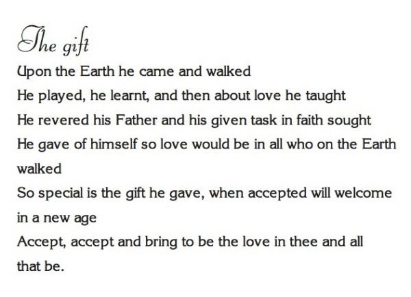 The Gift Jpeg