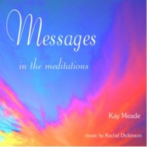 CD Cover 'Messages in the Meditation' - bright Jpg