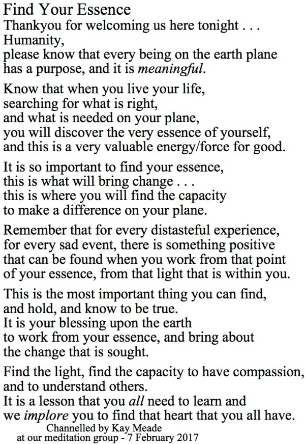 find-your-essence